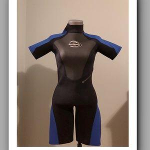 Deep See Shorty Suit SZ 7/8 (Scuba)